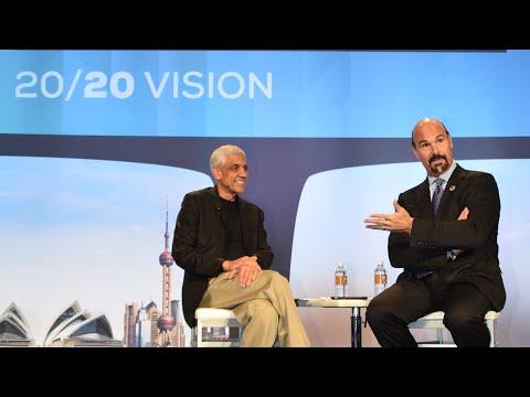 ASU GSV Summit: Vinod Khosla Keynote Interview with Jon Najarian