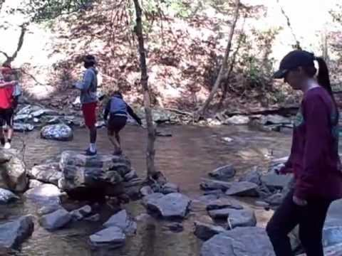 Caving & Camping with First Baptist Conyers 2014 SS Class!!!