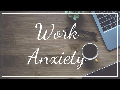 Work Anxiety Affirmation Meditation