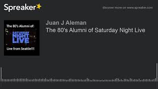 The 80's Alumni of Saturday Night Live