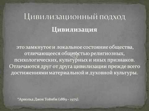 Типология государств.