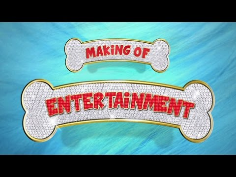 Making of movie Entertainment   Behind the Scenes