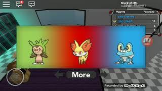 CHARMANDER BADASS - Pokémon Brick Bronze Roblox minigame