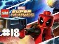 LEGO Marvel Superheroes - LEGO BRICK ADVENTURES - Part 18 - X-Men! (HD Gameplay Walkthrough)