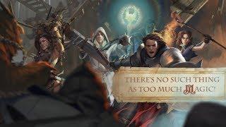 Pathfinder: Kingmaker -  Arcane Unleashed DLC Trailer [US]