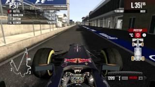 F1 2011 - New worn option tires at Pitstop (Game bug)