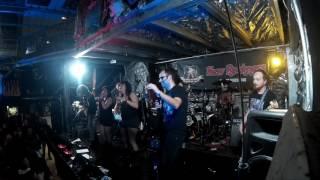 """I Metallari Animati """"Occhi Di Gatto"""" Live @ MotoRaduno Phoenix"""