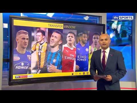 Transfer Centre - Man Utd, Arsenal, Chelsea, Liverpool & More - 19.07.2017 SKY SPORTS