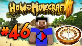 How To Minecraft S3 #46 'CASINO CONSTRUCTION!' with Vikkstar