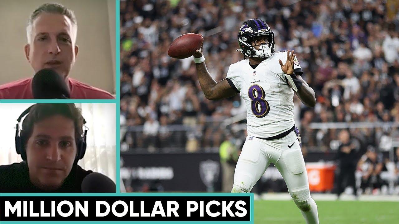 Download Million-Dollar Picks Week 3   The Bill Simmons Podcast