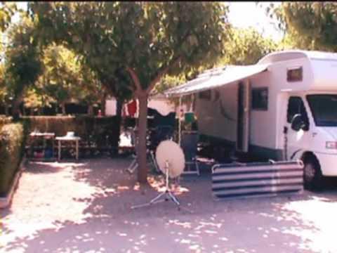Camping Eden Peñíscola Parcelas   YouTube