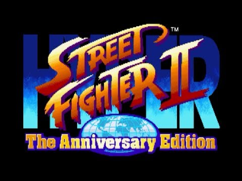 HYPER STREET FIGHTER II for PS2
