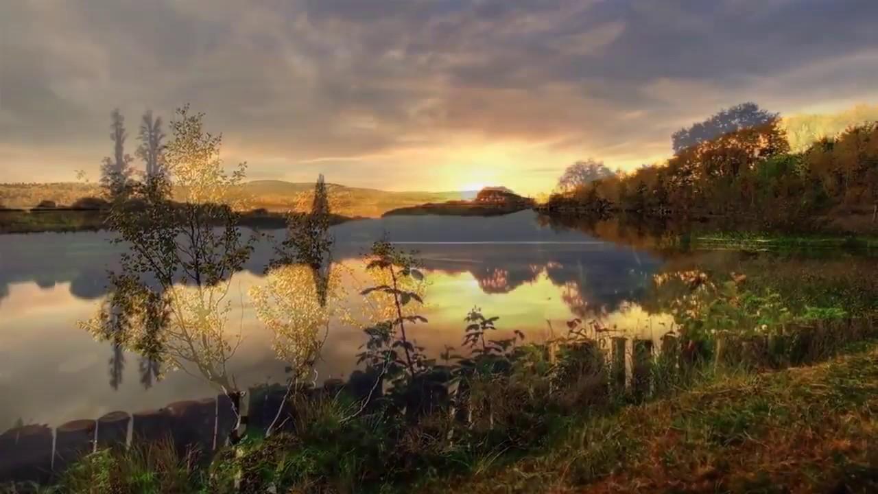 Красота природы Русской земли - YouTube