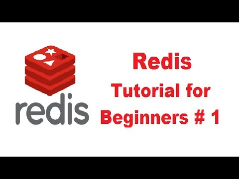 Redis Tutorial for Beginners 1 - Introduction