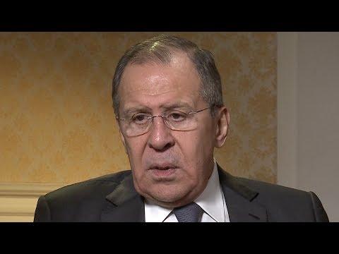 Лавров о вероятности военного противостояния России и США