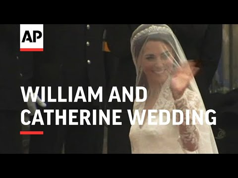 Royal Wedding of Prince William and Catherine Middleton - Guests Arriving - 2011