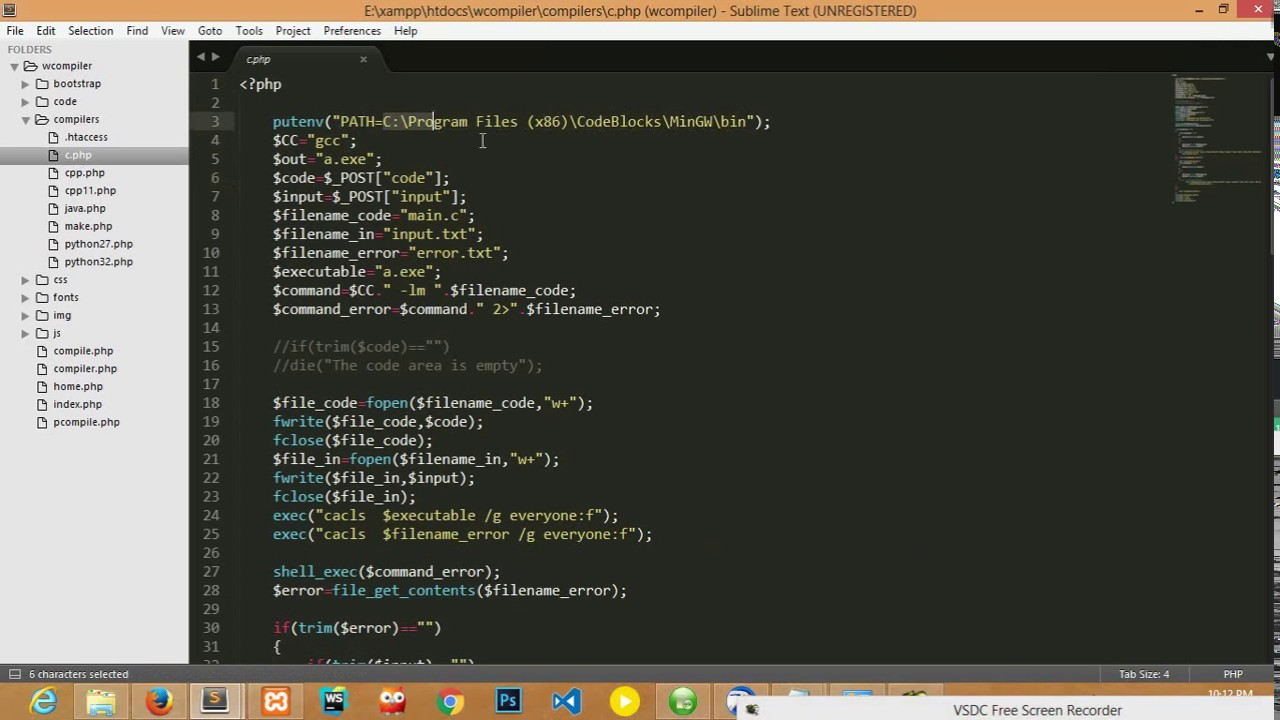 How To Make An Online Compiler