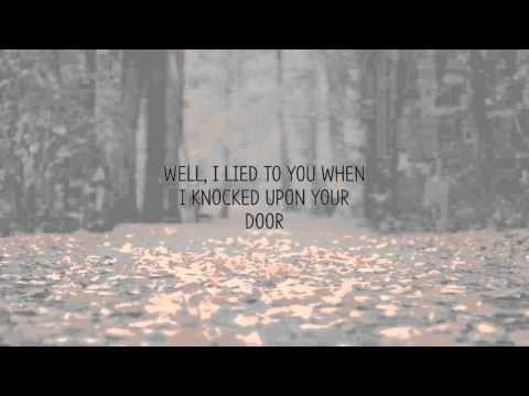 All There Is | Gregory Alan Isakov | Lyrics ☾☀