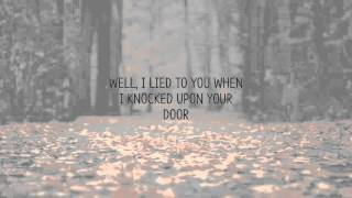 All There Is   Gregory Alan Isakov   Lyrics ☾☀