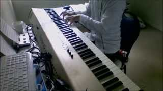 ♯8Whistle While You Work Piano Cover 『白雪姫』より 口笛吹いて働こう(Piano Covered by kno)