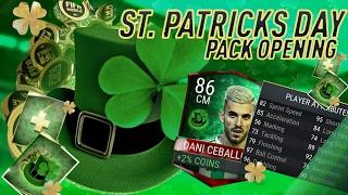 FIFA Mobile St. Patrick's Day _ 86 Pull Dani (FIFA Mobile)