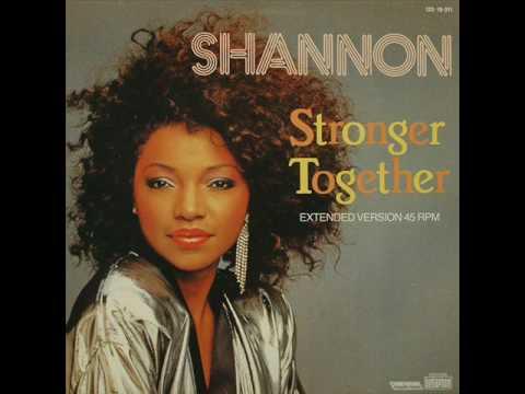 Shannon - Stronger Together
