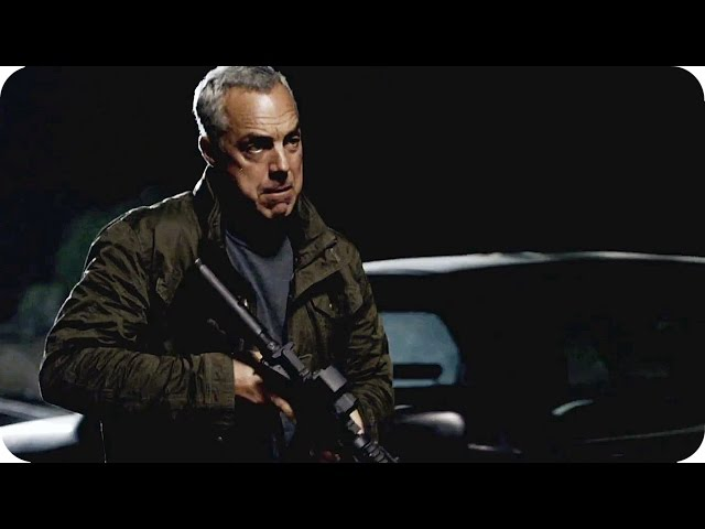BOSCH Season 2 TRAILER (2016) Amazon Series
