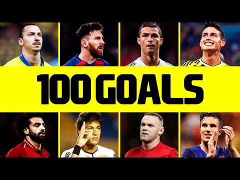 100 Best Goals Of The Decade • 2010-2019