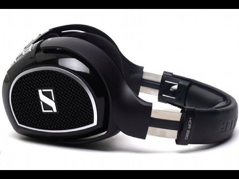 SENNHEISER RS 220 WIRELESS HEADPHONES Review Black Friday Amazon 2016