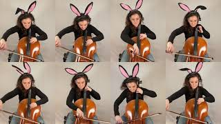 Tiny Toon Adventures for 8 cellos