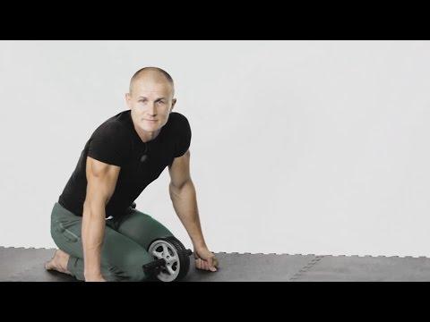 Гимнастический ролик ДЛЯ ПРЕССА – анализ упражнения,  его плюсы и минусы