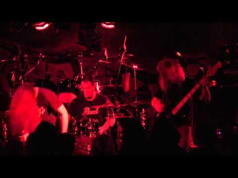 Columbus Events Group presents Warbringer live in Columbus, Ohio November 5, 2013