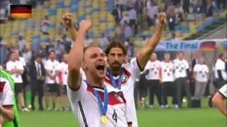 2014 FIFA WORLD CUP Germany All Goals - Zeit Dass sich was Dreht