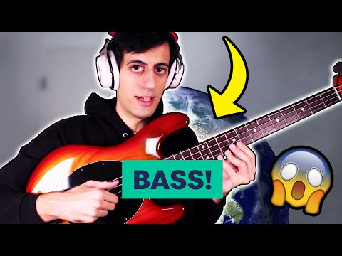 Davie504 Bass Meme Editing Challenge