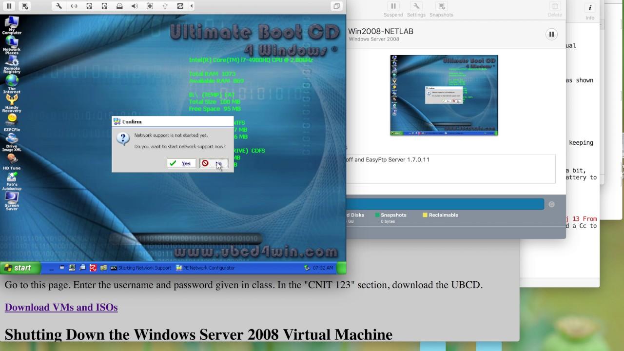 reset administrator password windows xp ultimate boot cd