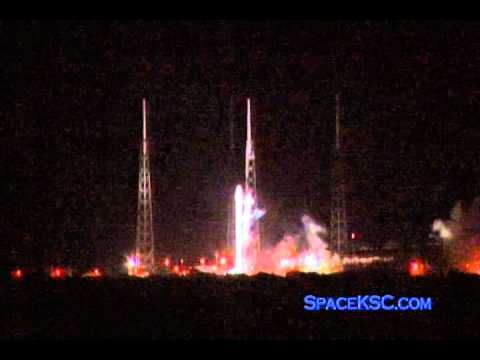 SpaceX COTS-2 Launch Abort, May 19, 2012 - YouTube