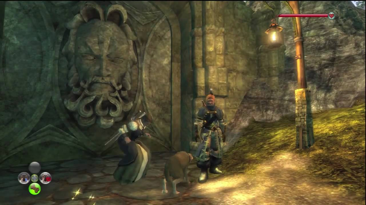 Fable 2 gameplay