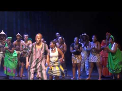 UP Ovuwa - Venda Traditional Dance