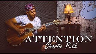 Attention - Charlie Puth (no violão) - Hebert Freire