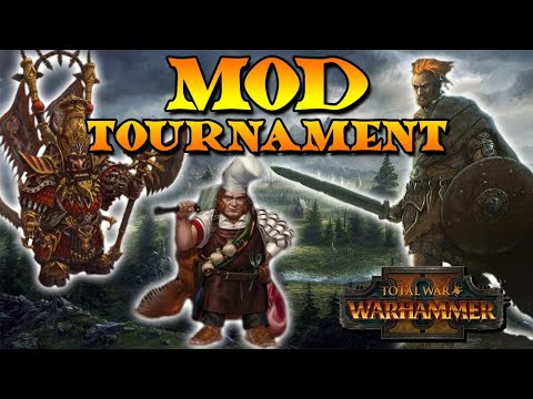 MOST COMPETITIVE & BALANCED TOURNAMENT | Chaos Dwarfs, Halflings, Amazons & More