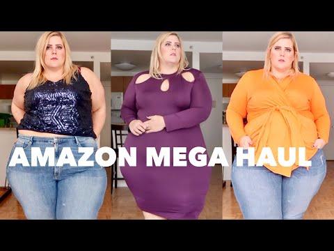 Mega Plus Size Amazon Haul!