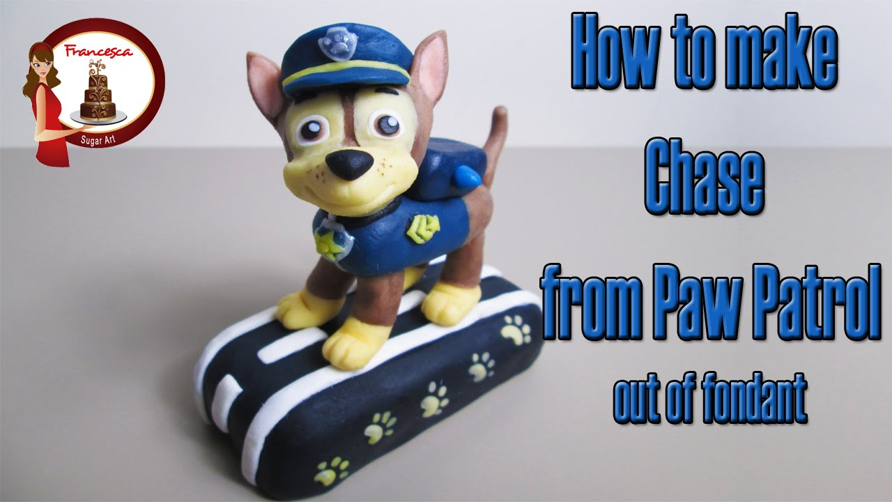 how to make a paw patrol cake how to make from paw patrol cake topper tutorial 4965