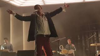 Arctic Monkeys Four Out of Five + extended outro Arena Birmingham 15th September 2018