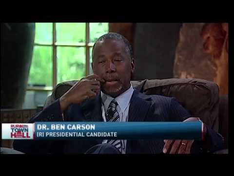 RFD-TV's Series Rural Town Hall with Dr. Ben Carson