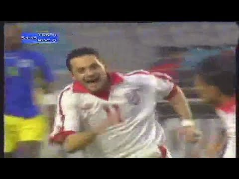 CAN 2004 Tunisie vs RD Congo (3-0) - Résumé du Match 28-01-2004