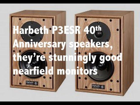Preview: Harbeth P3ESR 40th Anniversary speaker review