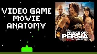 Prince of Persia: The Sands of Time Review | Video Game Movie Anatomy