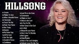 Beautiful Praise & Worship Songs of Hillsong with Lyrics ☘️  Christian Songs with Lyrics 2020
