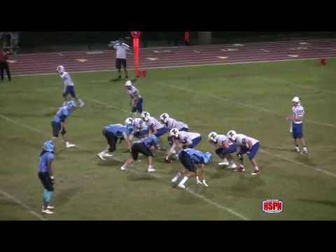 LIVE HIGH SCHOOL FOOTBALL BROADCAST - KINGS ACADEMY VS CORAL SPRINGS CHARTER PANTHERS
