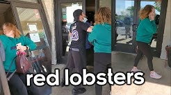 Karen Has A Meltdown At Red Lobster's